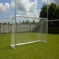 Backyard Football Goal Post Gaelic Football U0026 Hurling Goal Posts Net World Sports