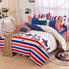 American Flag Duvet Dining Room Interesting Usa Bedding 3 D Bedding Usa Usa Made