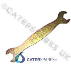 Burco Toaster Spares Genuine Dualit Spanner Tool For Replacing Toaster Elements 6 5mm