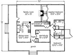 cabin blueprints floor plans small cottage floor plans compact designs for contemporary