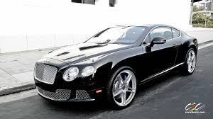 silver bentley bentley continental gt