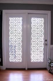 Diy Patio Doors Top Five Diy Patio Door Window Treatments
