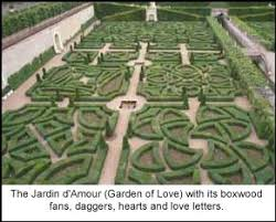 villandry the most beautiful vegetable garden in the world