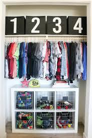 room easy closet organization and decor ideas