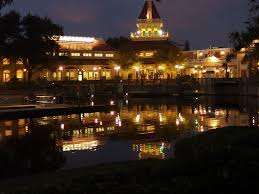 Riverside Light Show by Disney U0027s Port Orleans Riverside Resort Somewhere To Get Lost