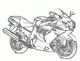 motorcycles coloring pages aecost net aecost net