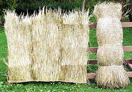 Homemade Goose Blind Fast Grass Grass Mats Waterfowl Hunting Blind