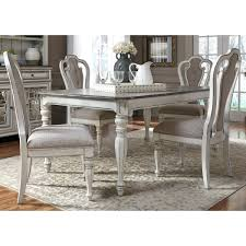 liberty furniture magnolia manor dining 5 piece rectangular table