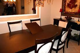 custom dining room table pads nj made pad protector top quality o