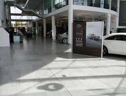 mercedes uk milton keynes office floor