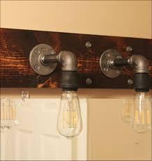 bathroom bathroom vanity sconce lights four light vanity