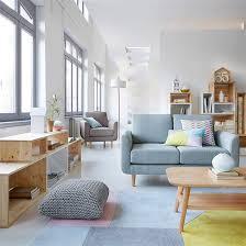 la redoute canap 2 places le canapé 2 places jimi coloris pastels et accueil très moelleux