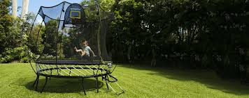 fun games to play on the springfree trampoline springfree