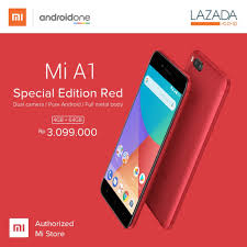 Xiaomi Mi A1 Xiaomi Mi A1 Special Edition Officially Launched In Indonesia