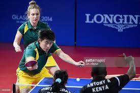 medal sports game table australian table tennis team announced for gold coast 2018