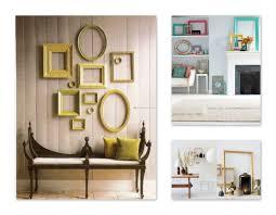 trending design empty vintage picture frame decor handmadeology