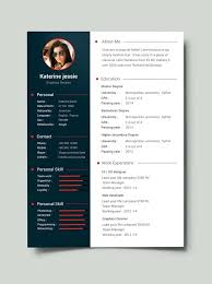 free resume templates download psd design resume photoshop resume template download free creative templates