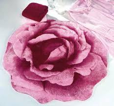 Abyss Bath Rugs Abyss Habiecor Rose Floral Bath Rug Floral Bath Rugs U0026 Mats