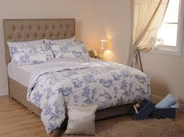 Ideas For Toile Quilt Design New Unique Blue Toile Bedding Sets 8 30210