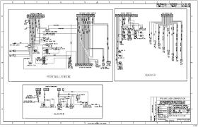 freightliner chassis tags freightliner chassis wiring diagram 7