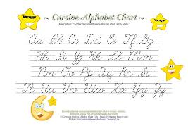 5 best images of free printable cursive alphabet letters free