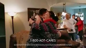 adt commercial actress house adt tv commercial soldier returning safely home ispot tv