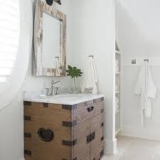 bathroom alcove shelf system sloped ceiling design ideas
