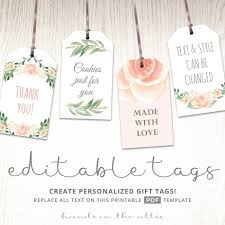 printable gift tags archives printable stationery weddings