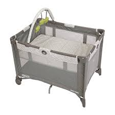 pack and play with bassinet and changing table portability and convenience in the graco baby pack n play the best