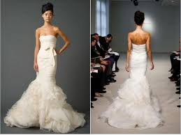 vera wang wedding dresses vera wang gemma 4 800 size 6 used wedding dresses