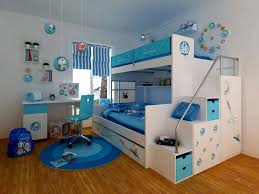 Bedroom  Pink Wall Paint Color Of Decorating Ideas Blue And White - Boys bedroom ideas blue