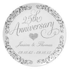 50th wedding anniversary plate 25th silver wedding anniversary decorative plate decorative plates