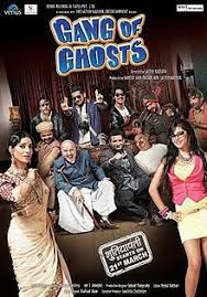 ghost film actress name gang of ghosts wikipedia