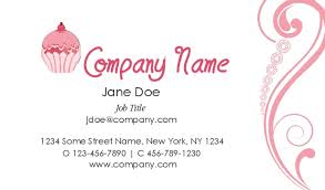 Catering Calling Card Design Bakery Business Cards Business Cards For Bakers 1800businesscards