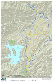 Ojai California Map The Basin Uvrgsa