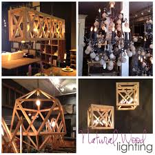 Wooden Light Fixtures Just The Bees Knees Trendy Tuesday High Point Trends Wood Light