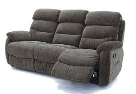 Tina Fabric Sofa Recliner And Static House Of Reeves - Cloth sofas designs