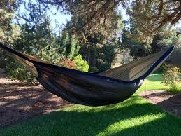 hammock with integrated uq ripstop by the roll