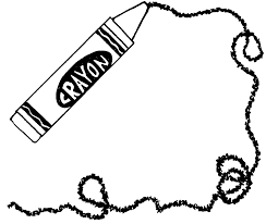crayola crayon coloring pages throughout names page shimosoku biz