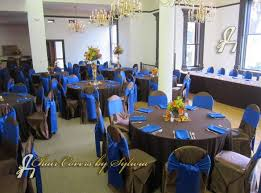 Royal Blue Chair Sashes Chicago Chair Ties Sashes For Rental In Royal Blue In The Lamour