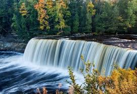 Most Beautiful Waterfalls by 5 Of Michigan U0027s Most Enchanting Waterfalls Huffpost