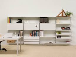 Cheap White Walmart Bookshelves With Three Drawers And Cozy Berber White Bookcase Walmart