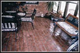 brick flooring photo 3