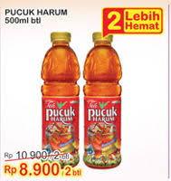 Teh Pucuk Harum Di Alfamart promo harga teh pucuk harum kopi teh minuman bubuk terbaru minggu