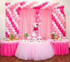 Table Decoration Ideas For Birthday Party by Ideas Para Fiesta Infantil De Hello Kitty Hello Kitty Themes