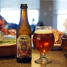 Dogfish Pumpkin Ale by Cooking With Beer Brown Ale Brined Turkey