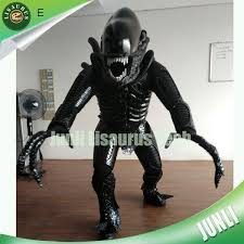 alien costume suit wearable alien costume alien xenomorph costume
