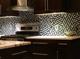 Kitchen With Stainless Steel Backsplash Interior Peel And Stick Backsplash Ideas For Kitchen Stainless