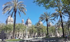 visit el born district el born in barcelona