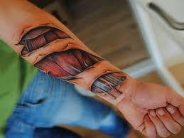 the most amazing 3d tattoo designs u2013 phenomenal tattoos
